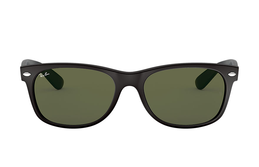 Ray-Ban  sunglasses RB2132 UNISEX 001 new wayfarer bicolor black 8053672399103