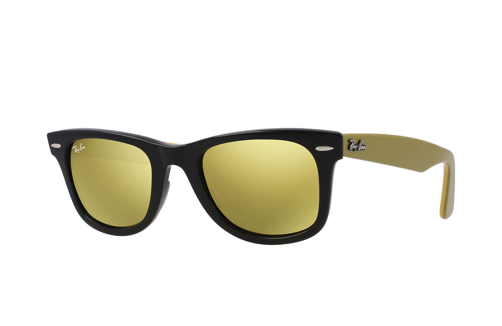 gafas ray ban wayfarer bicolor