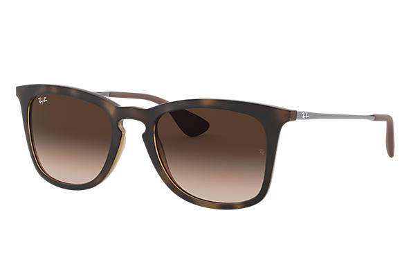 eee11a84db Ray-Ban RB4221 Tortoise - Nylon - Brown Lenses - 0RB4221865 1350 ...