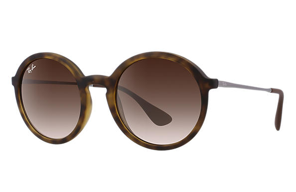 ray ban homme solaire ronde