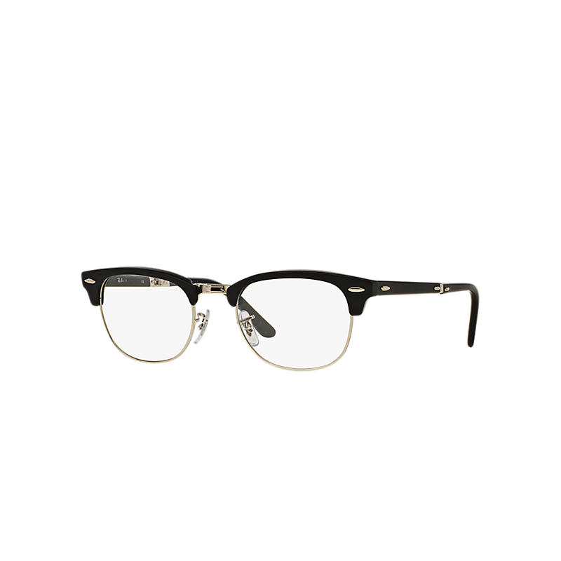 Image of Ray-Ban Black Eyeglasses - Rb5334