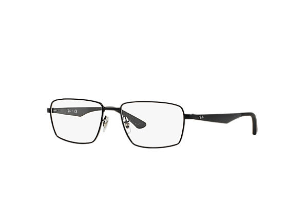 Ray-Ban 0RX6334-RB6334 Black OPTICAL