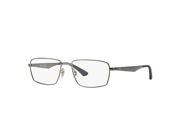 Ray-Ban 0RX6334-RB6334 Gunmetal OPTICAL
