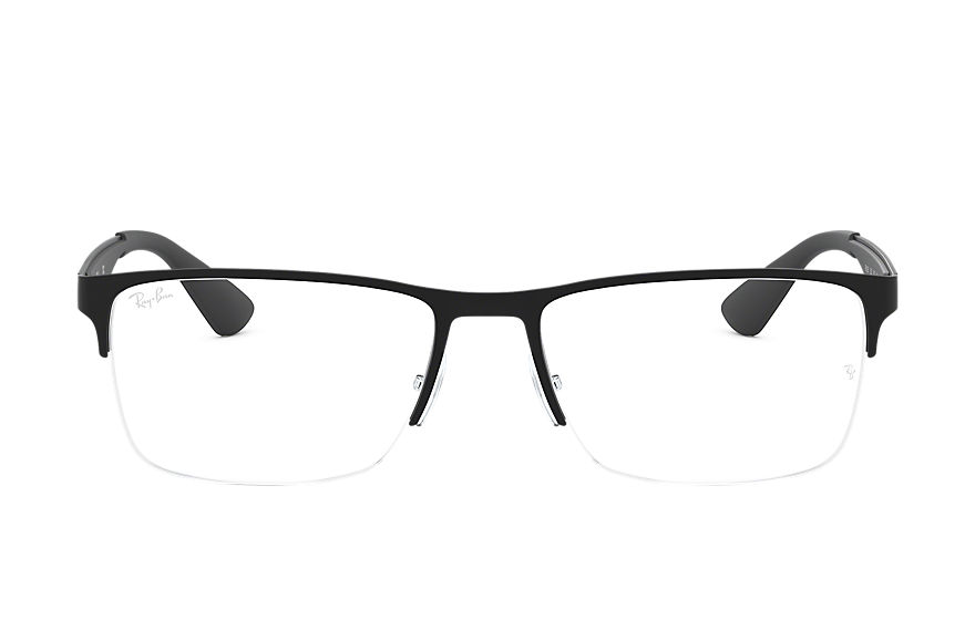 Ray-Ban  eyeglasses RX6335 UNISEX 004 rb6335 black 8053672402049