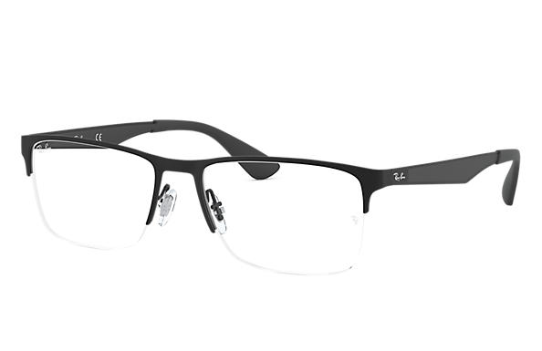 Ray-Ban 0RX6335-RB6335 Black OPTICAL