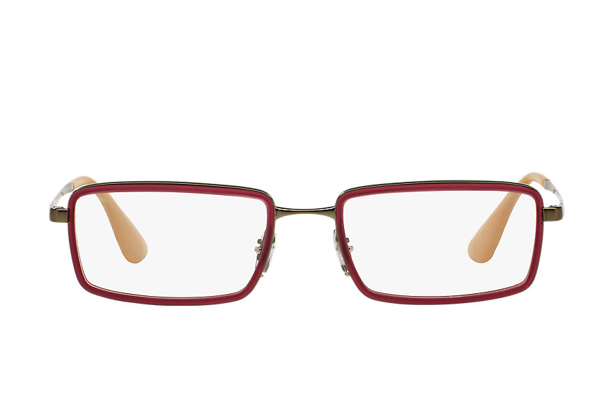 Ray-Ban Eyeglasses RB6337 Purple-Reddish