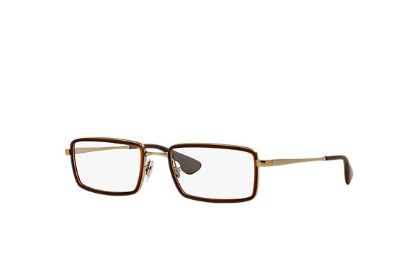 Ray-Ban 0RX6337-RB6337 Brown; Bronze-Copper OPTICAL