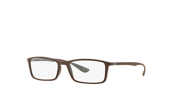 Ray-Ban 0RX7048-RB7048 Marrom OPTICAL