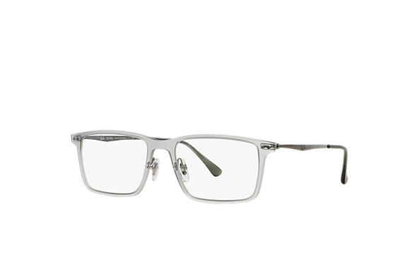 Ray-Ban 0RX7050-RB7050 Grey; Gunmetal OPTICAL