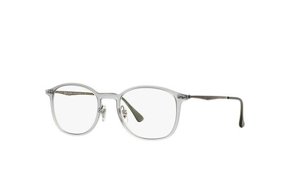 2e0031b7d8 Ray-Ban prescription glasses RB7051 Grey - LightRay Titanium ...