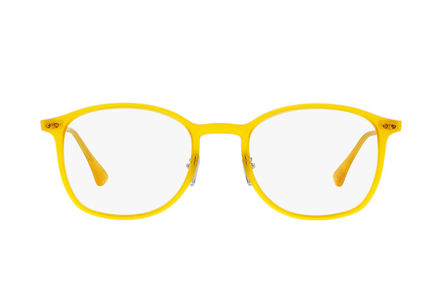 Ray-Ban  eyeglasses RX7051 UNISEX 004 rb7051 yellow 8053672402667