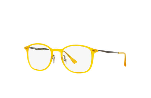 Ray-Ban 0RX7051-RB7051 Amarelo; Chumbo OPTICAL