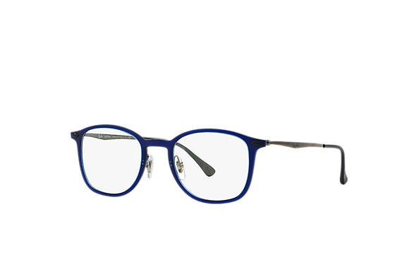 Ray-Ban 0RX7051-RB7051 蓝色; 枪色 OPTICAL