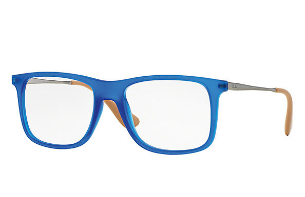 Ray-Ban 0RX7054-RB7054 Blue; Gunmetal OPTICAL