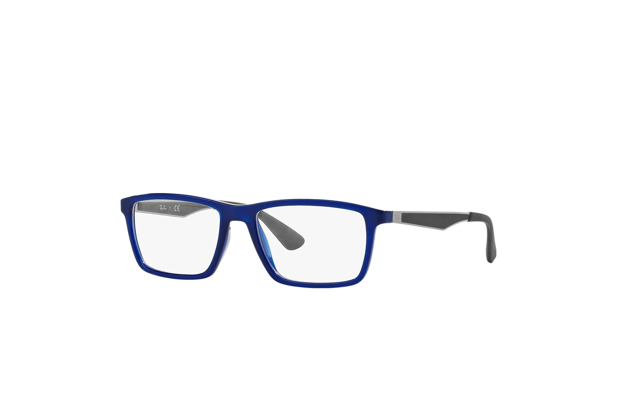 461cad79c3 Ray-Ban prescription glasses RB7056 Blue - Nylon - 0RX7056539353 ...