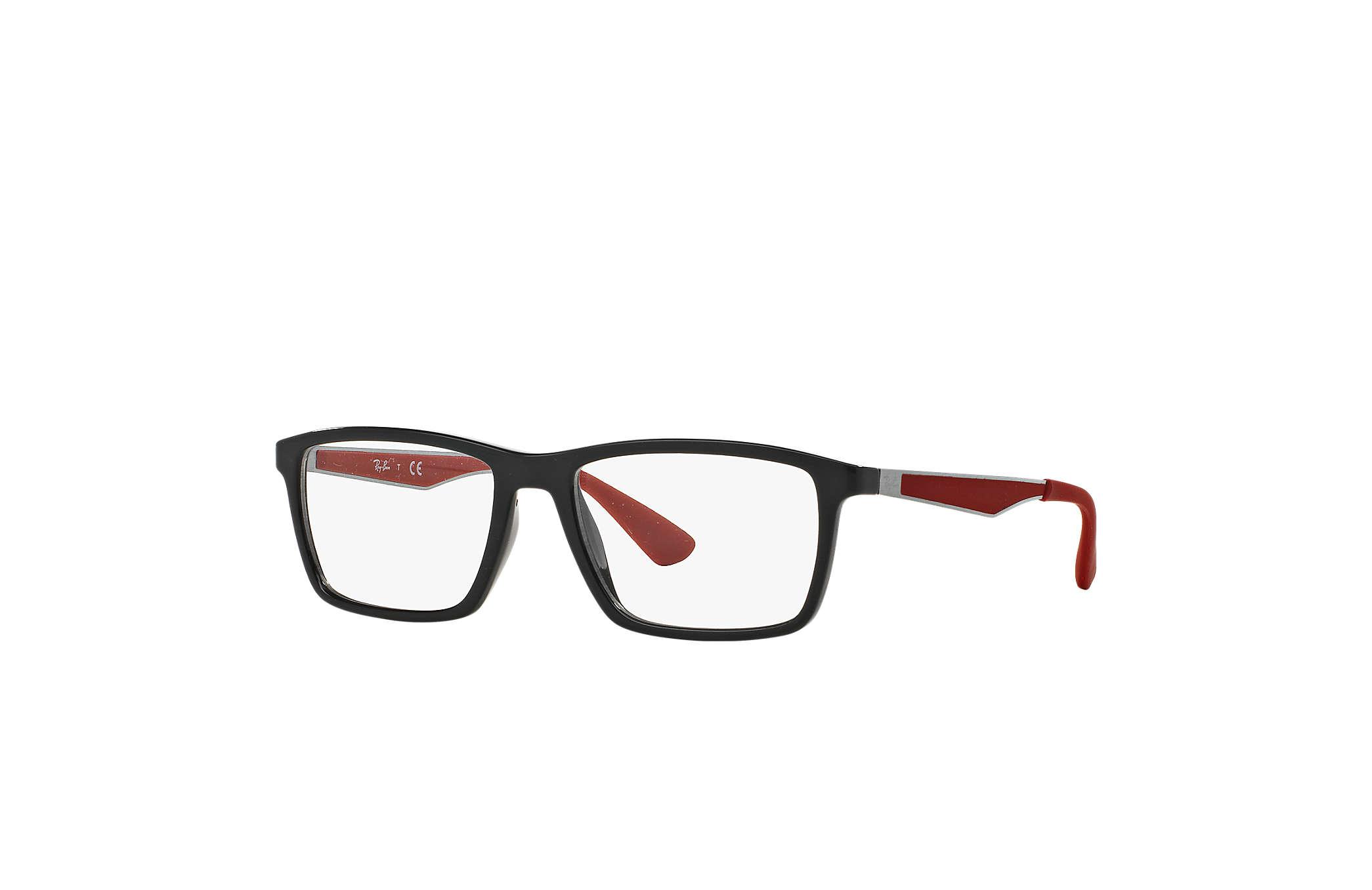 0dd15f504d Ray-Ban prescription glasses RB7056 Grey - Nylon - 0RX7056541855 ...