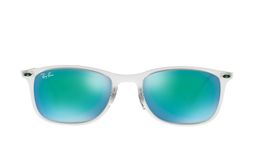 Ray-Ban  lunettes de soleil RB4225 UNISEX 002 new wayfarer light ray havane 8053672405514