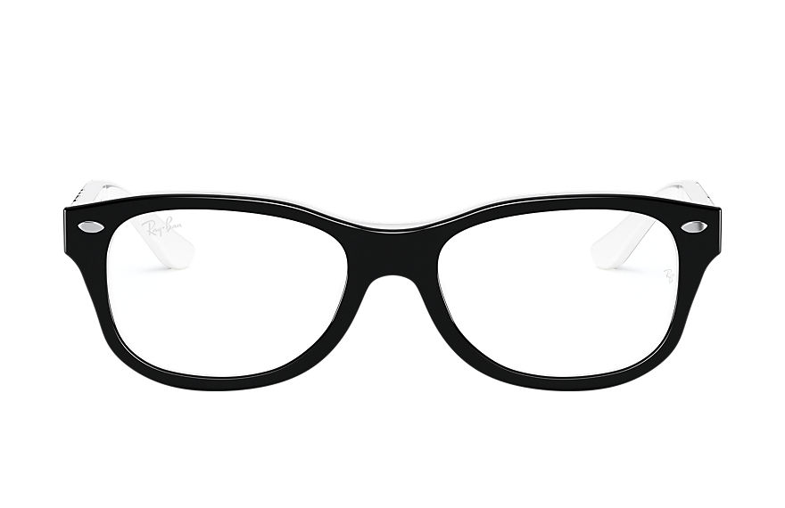 Ray-Ban  gafas de visión RY1544 CHILD 003 rb1544 negro 8053672411843