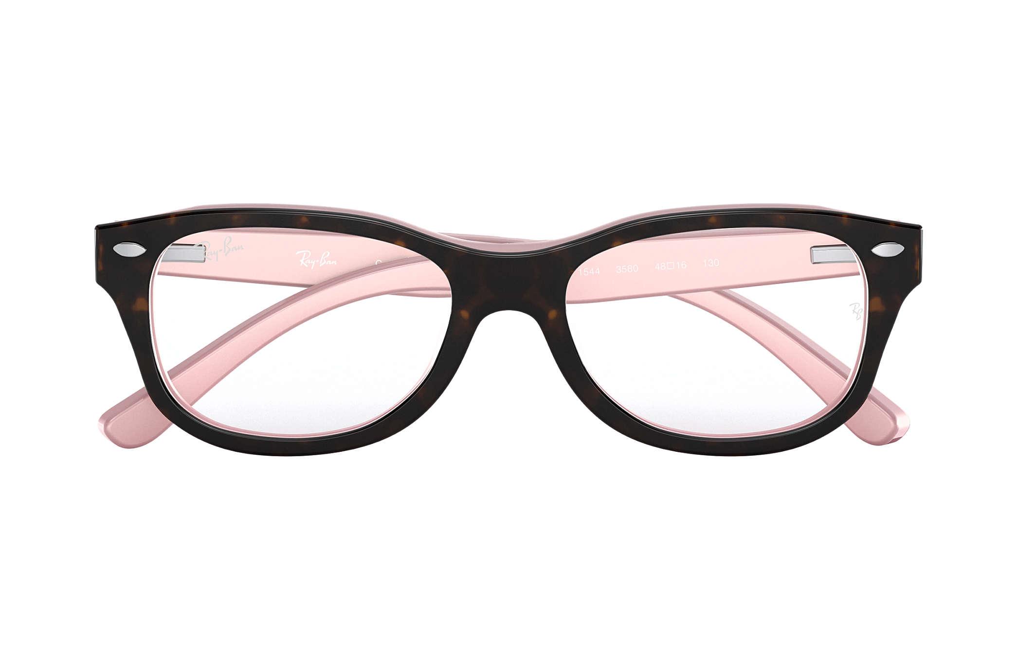 3584e2d596 Ray-Ban eyeglasses RY1544 Tortoise - Acetate - 0RY1544358046