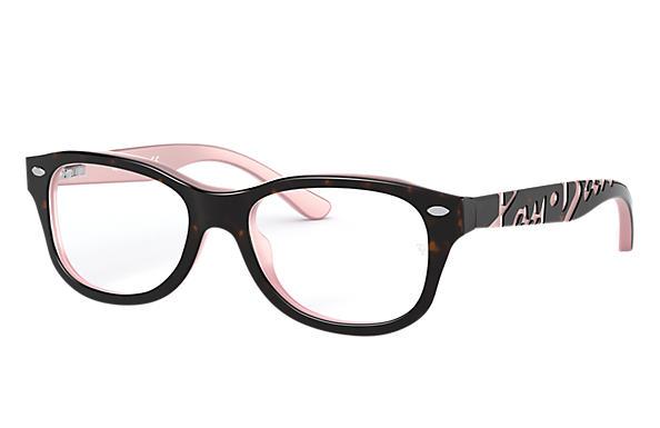 223bcf3aa5 Ray-Ban prescription glasses RY1544 Tortoise - Acetate ...