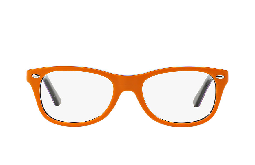 Ray-Ban  eyeglasses RY1544 CHILD 001 rb1544 orange 8053672411898