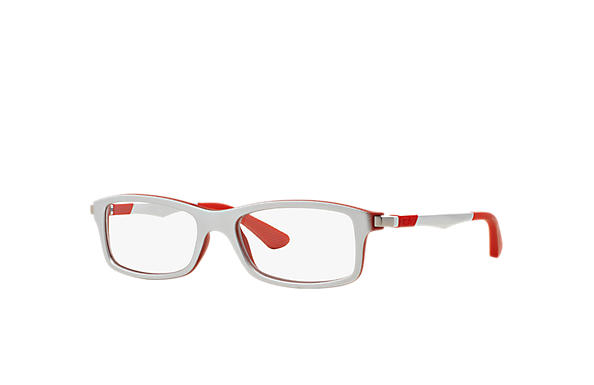 Ray-Ban 0RY1546-RB1546 Srebrny OPTICAL