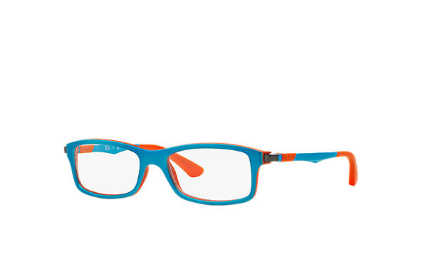 Ray-Ban 0RY1546-RB1546 Light Blue OPTICAL