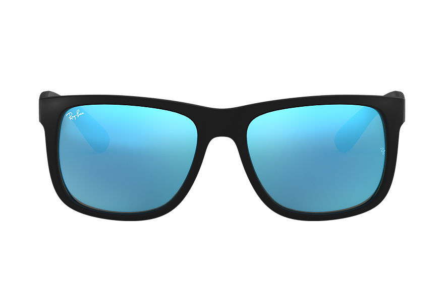 Ray-Ban  sunglasses RB4165F UNISEX 010 贾斯丁·混色 黑色 8053672414288
