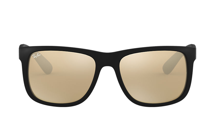 Ray-Ban  sunglasses RB4165F UNISEX 012 贾斯丁·混色 黑色 8053672414295