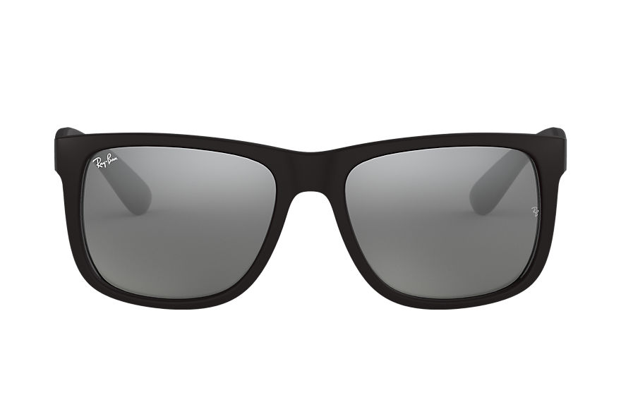 Ray-Ban  sunglasses RB4165F UNISEX 014 贾斯丁·混色 黑色 8053672414301