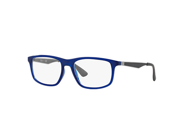Ray-Ban 0RX7055-RB7055 Blue; Gunmetal OPTICAL