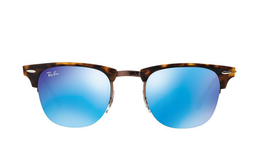 Ray-Ban  lunettes de soleil RB8056 UNISEX 006 clubmaster light ray havane 8053672429916