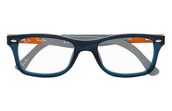 119ae45dd0 Ray-Ban eyeglasses RB5228 Blue - Acetate - 0RX5228554753