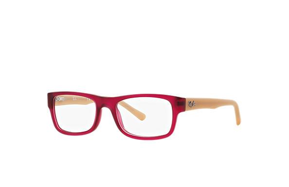 dea7299a1f Ray-Ban prescription glasses RB5268 Violet - Acetate - 0RX5268555352 ...