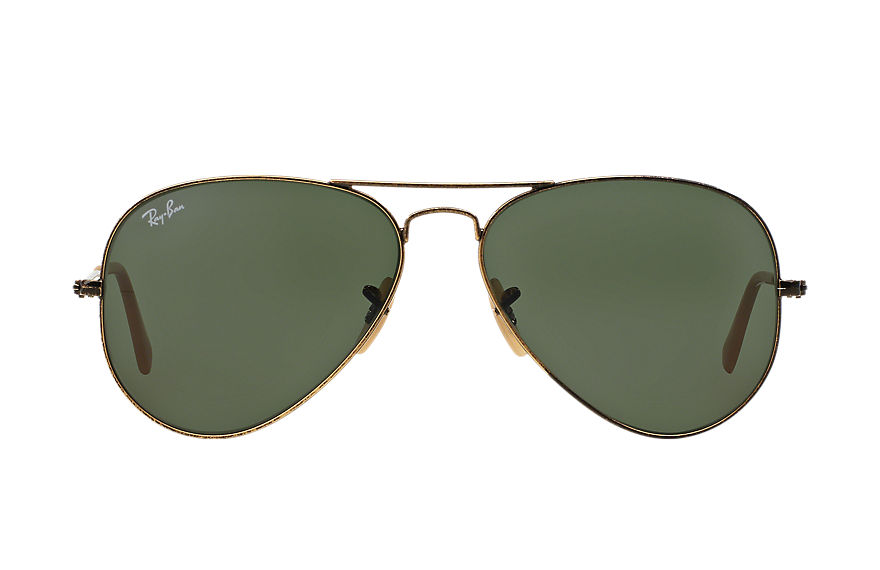 Ray-Ban  sunglasses RB3025 UNISEX 054 飞行员·仿旧 金 8053672436440
