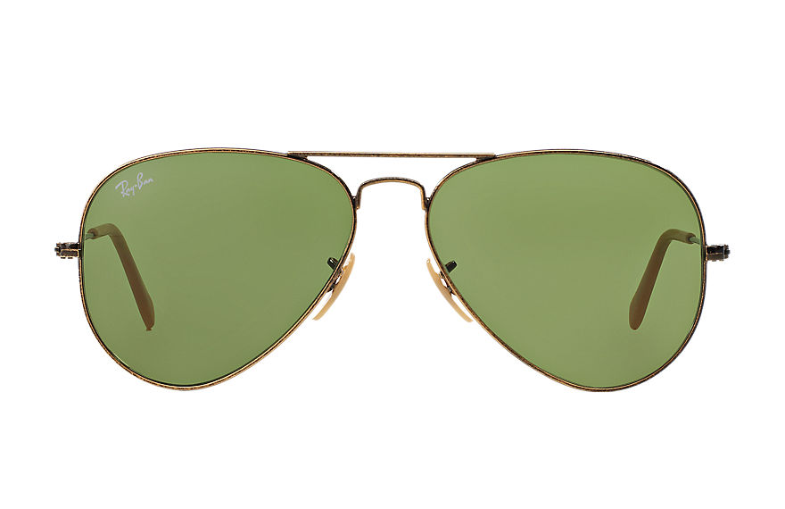 Ray-Ban  sunglasses RB3025 UNISEX 074 飞行员·仿旧 金 8053672436464