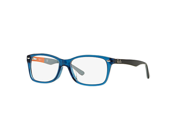 Ray-Ban 0RX5228F-RB5228F Blue; Black,Blue OPTICAL