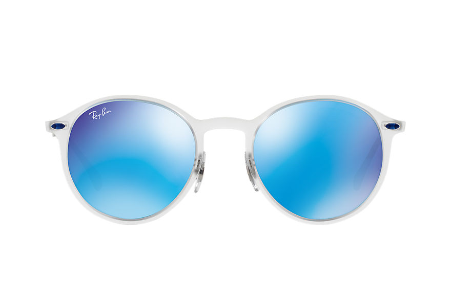 Ray-Ban  sunglasses RB4224 UNISEX 004 round light ray 투명 8053672441185