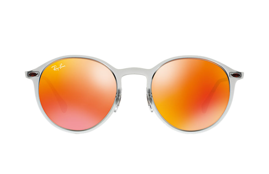 Ray-Ban  sunglasses RB4224 UNISEX 005 round light ray 그레이 8053672441192