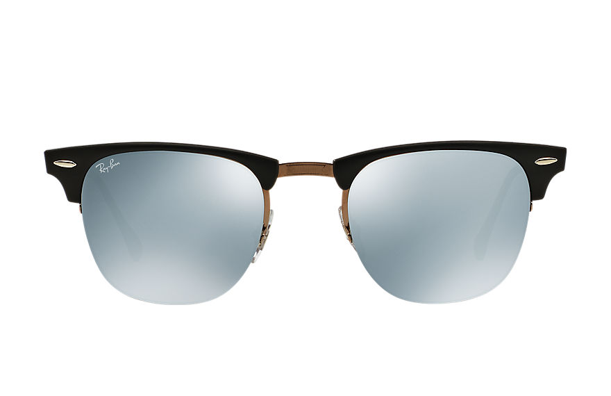 Ray-Ban  lunettes de soleil RB8056 UNISEX 008 clubmaster light ray noir 8053672441215