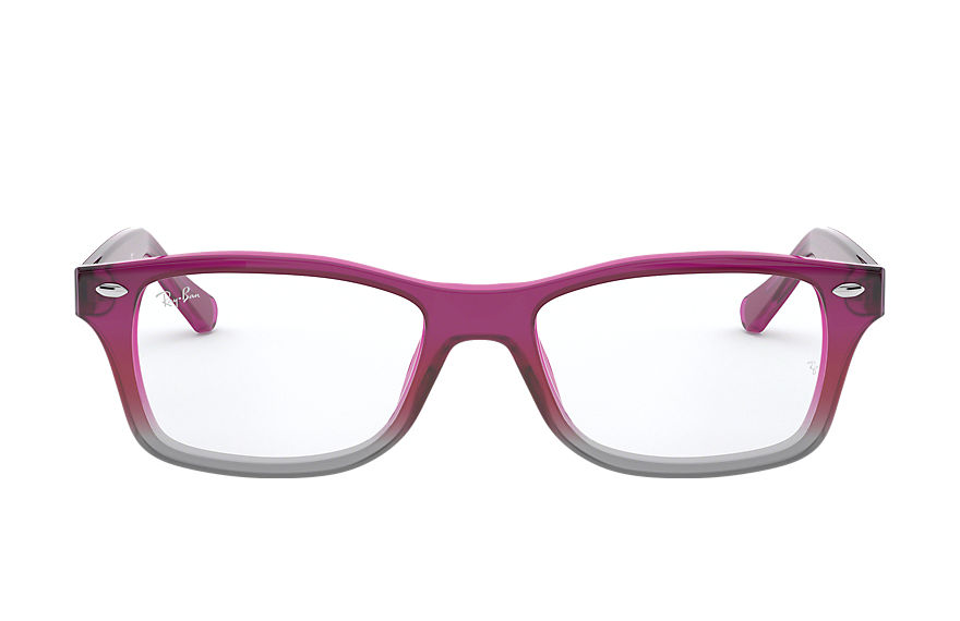 Ray-Ban  lunettes de vue RY1531 CHILD 008 rb1531 rose 8053672441314