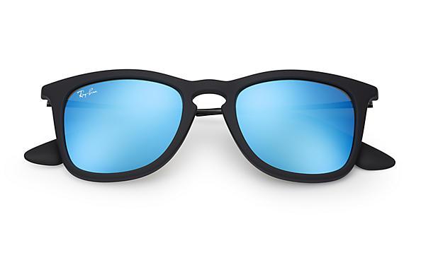 ray ban justin lente azul
