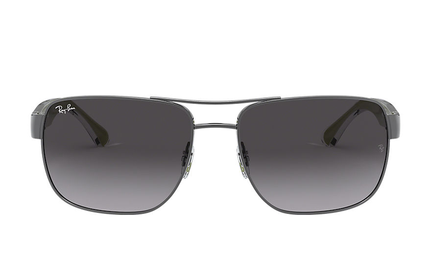 Ray-Ban  sunglasses RB3530 MALE 004 rb3530 gunmetal 8053672453515