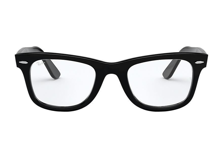 레이밴 Eyeglasses Original Wayfarer Optics 블랙