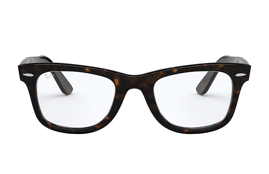 Ray-Ban  eyeglasses RX5121F UNISEX 005 original wayfarer optics tortoise 8053672453539