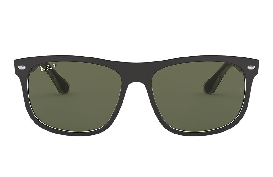 Ray-Ban RB4226 Black with Green Classic G-15 lens