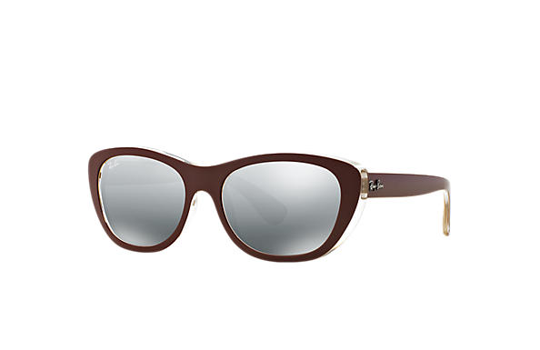 Ray-Ban 0RB4227-RB4227 Brown SUN