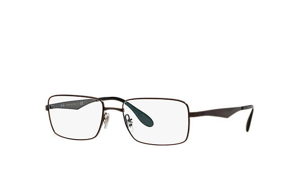 Ray-Ban 0RX6329-RB6329 Brown OPTICAL