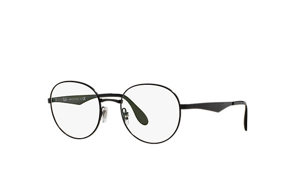 Ray-Ban 0RX6343-RB6343 Black OPTICAL