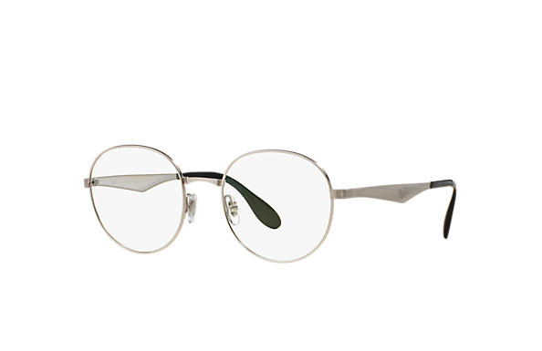 Ray-Ban 0RX6343-RB6343 Silver OPTICAL